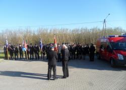 Gminne obchody Dnia Strażaka - 03.05.2012