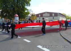 Gminne obchody Dnia Strażaka - 03.05.2014