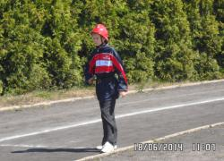 Sukces młodych nadolskich strażaków - 18.06.2014