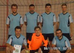 Historyczne zwycięstwo w halowym turnieju piłki nożnej