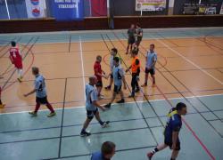 III Wojewódzki Turniej Halowy piłki nożnej drużyn OSP - 07.02.2015
