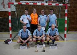 III Wojewódzki Turniej Halowy piłki nożnej drużyn OSP