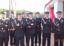 Uroczystość 110 – lecia jednostki - 08.07.2017