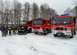 Ćwiczenia z ratownictwa lodowego - 18.02.2012