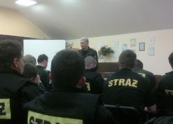 Ćwiczenia w Hotelu Mistral Sport w Gniewinie - 01.04.2012