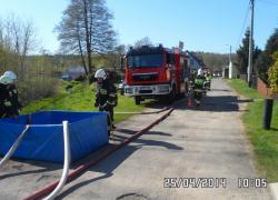 Ćwiczenia w Opalinie - 25.04.2014