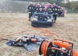 Ćwiczenia z zakresu ratownictwa technicznego