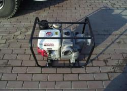 Motopompa szlamowa Honda Trush Pump WT 30X K3DF