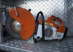 Pilarka do stali i betonu Stihl TS 400