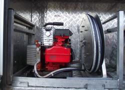 Zestaw narzędzi hydraulicznych Lukas