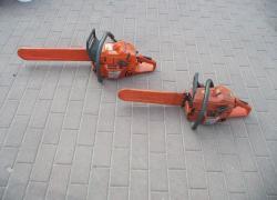 Pilarki do drewna Husqvarna Special 365 oraz Husqvarna 51 Air Injection