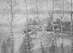 Widok Nadola ok. 1910 roku.