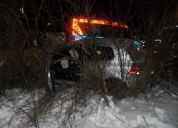 Tragiczny wypadek drogowy w Bychowie - 11.02.2012