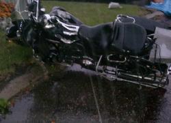 Śmiertelny wypadek motocyklowy w Czymanowie