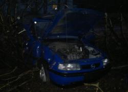 Wypadek drogowy w Czymanowie
