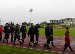 Podwójny sukces na gminnych zawodach sportowo-pożarniczych - 10.09.2017