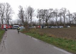 Drugi dzień poszukiwań zaginionej osoby w Toliszczku