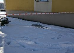 Wybuch gazu na Osiedlu Kaszubskim w Gniewinie - 14.02.2021