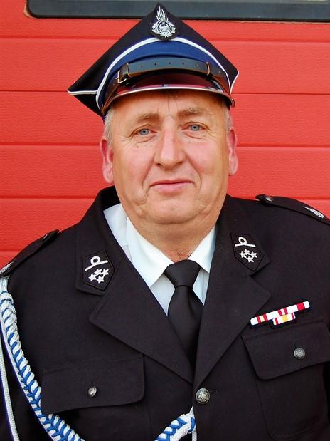 Prezes: druh Tadeusz Lessnau