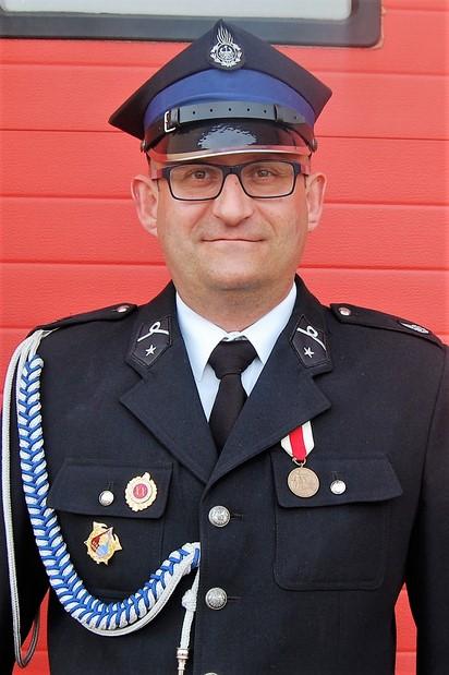 Sekretarz: druh Michał Pieniążek